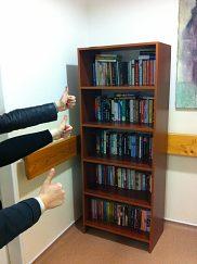 Knihy našli svoj nový domov, ďakujeme!