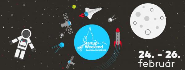 Svetoznámy projekt Startup weekend prichádza do B.Bystrice