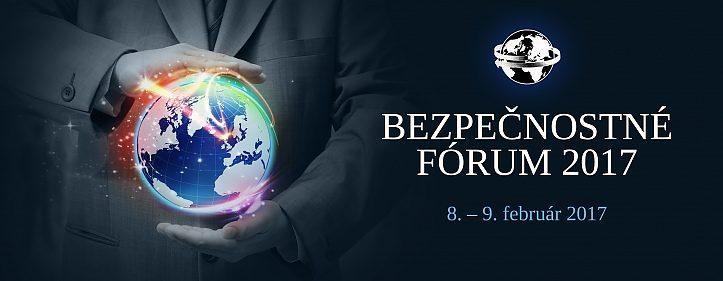Bezpečnostné fórum 2017