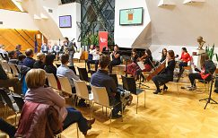 Umelecké vystúpenie Katedry hudobnej kultúry PF UMB
