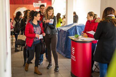 Univerzitný deň pracovných príležitostí 2017