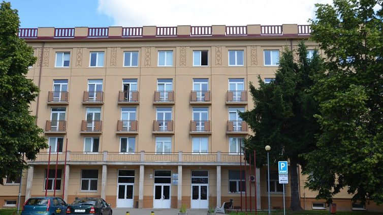Accommodation in the dormitories