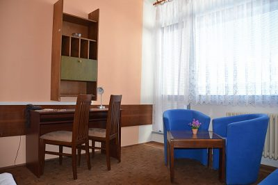 Commercial accommodation and boarding