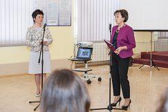 Profesorka Ing. Mária Uramová, PhD. predstavila monografiu
