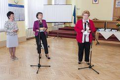 Príhovor riaditeľky sekcie zberu a spracovania dát v priemysle a terénnych zisťovaní pani Ing. Jakubovie, CSc