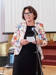 Prorektorka pre pedagogickú činnosť UMB v Banskej Bystrici  doc. PhDr. Janka Klincková, PhD.