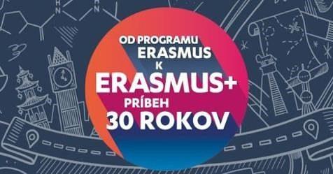30 rokov Erazmu na Slovensku
