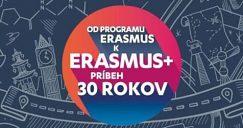 Od programu Erasmus k Erasmus+