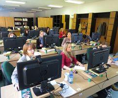 Ekonomická študovňa – Samovzdelávacie stredisko