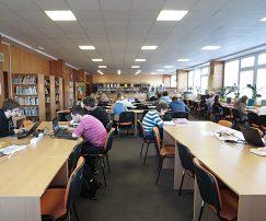 Univerzálna študovňa a Európske dokumentačné centrum