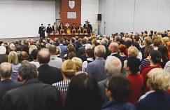 Slávnosť  pri príležitosti 25. výročia založenia UMB