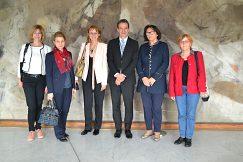Návšteva v UNESCO.
