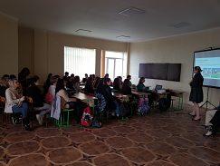 o prezentáciu v obci Perečín prejavili aj rodičia žiakov