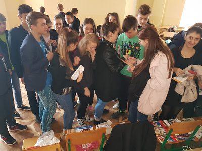 stredoškoláci z Perečínu sa k nám chystajú na Dni otvorených dverí