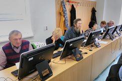 Monitoring študentov UTV