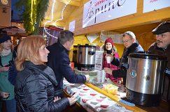 Aj zástupcovia mesta Banská Bystrica náš prišli podporiť