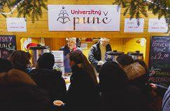 Na Univerzitnom punči UMB
