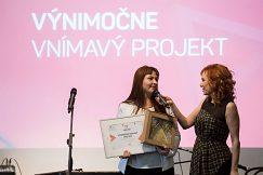 Ocenenie  získala študentka sociálnej práce na PF UMB Lucia Zacharová