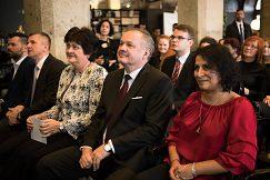 Na podujatí sa zúčastnil aj prezident SR Andrej Kiska