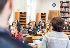 Deň otvorených dverí na Univerzite Mateja Bela v Banskej Bystrici