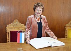prof. Irina Pavlovna Lysakova, DrSc.