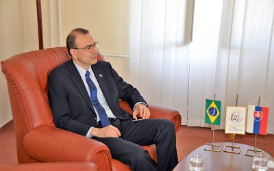Pán veľvyslanec Luís Antonio Balduíno Carneiro