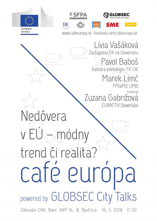 Nedôvera v EÚ: módny trend či realita?