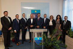 Dohoda o spolupráci medzi  Univerzitou v Mostare  a Univerzitou Mateja Bela v Banskej Bystrici