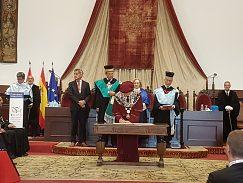 Podpis dokumentu Magna Charta Universitatum