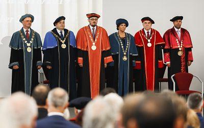 Slávnostná inaugurácia rektora UMB a slávnostné otvorenie akademického roka 2018/2019