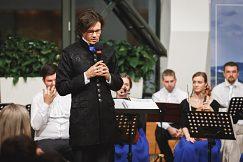 Slávnostný koncert Univerzitného komorného orchestra Mladosť