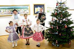 Detská svadba z Kovačice s Pavlom Balážom a Jankom Dišpiterom