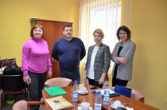 Встреча с профессором Корновенко