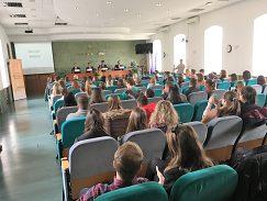 Prednáška pre študentov UMB