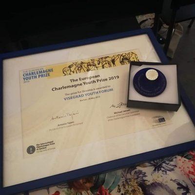 Prestížne ocenenie pre EAC