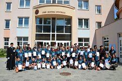 Otvorenie Detskej univerzity UMB