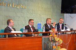 Премьер-министр Словацкой Республики в Университете Матея Бела