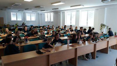 13. ročník Detskej univerzity UMB