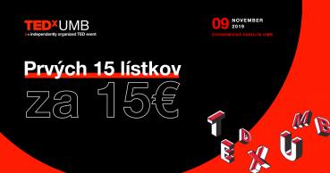 Univerzitný TEDx prichádza do Banskej Bystrice už po tretíkrát