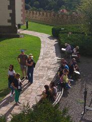 Návšteva Kremnice - mestský hrad