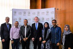 Univerzitná delegácia z Indonézie navštívila UMB