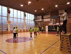 Pedagógovia UMB obsadili 2. miesto na volejbalovom turnaji