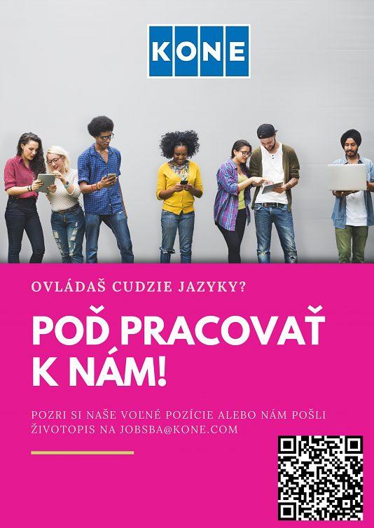 Procesný agent s fínskym jazykom (KONE)