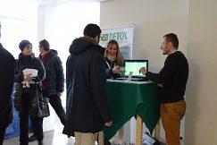 Univerzitný deň pracovných príležitostí 2018