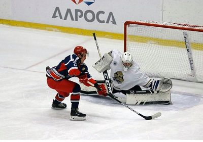The best goaltender - NICOLAS BOSKO