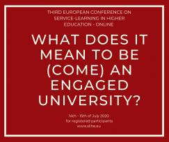 Konferencia Čo znamená byť angažovanou univerzitou prekročila európske hranice