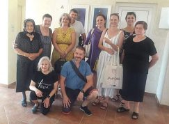 """Prvé školiace podujatie projektu """"Ja Som"""" v Chorvátsku"""