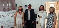 Časť účastníkov školenia projektu JaSom v Rumunsku