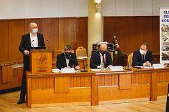 Zasadnutie Slovenskej rektorskej konferencie