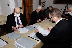 Rektori Konzorcia slovenských univerzít U10+ podpísali zakladateľskú zmluvu
